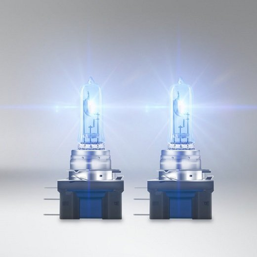 OSRAM Cool Blue Intense - H15 - 64176CBI / 55/15W / 12V - 1бр.