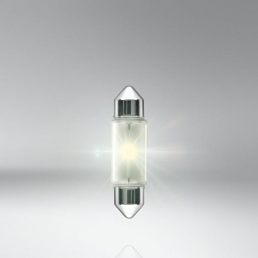 OSRAM - 6418ULT - SV8.5-8 - Festoon 36mm - 5W - 12V