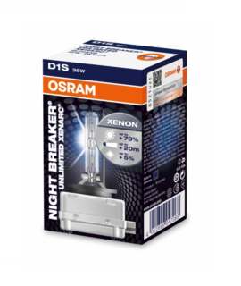 OSRAM Night Breaker Unlimited - D1S - 66140XNB / 35W