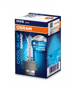 OSRAM Cool Blue Intense - D2S - 66240CBI / 35W